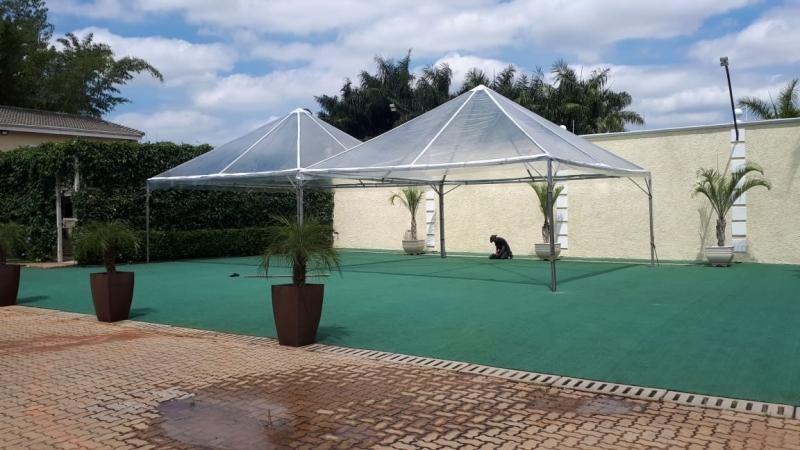 Alugar Tenda Cristal 10x10 Itu - Tenda Cristal para Casamento