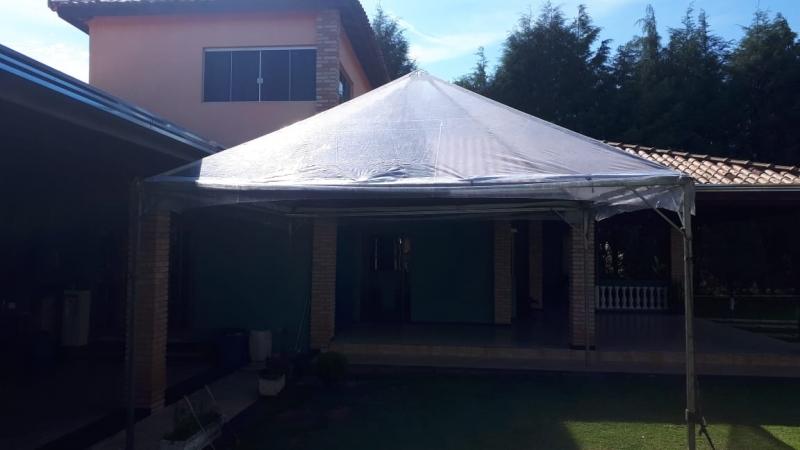 Aluguel de Tenda 5x5 Salto de Pirapora - Aluguel de Tendas e Lonas
