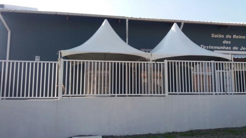 Aluguel de Tenda 6x3 Barato Alumínio - Aluguel de Tenda para Casamento