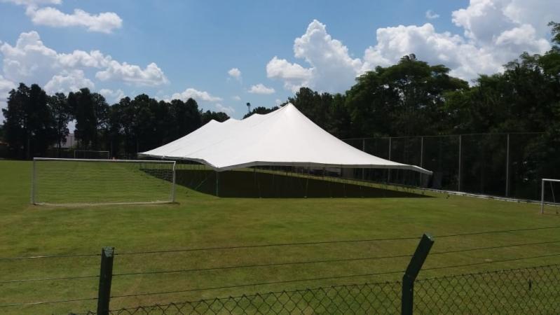 Aluguel de Tenda Grande Barato Capela do Alto - Aluguel de Tendas e Lonas