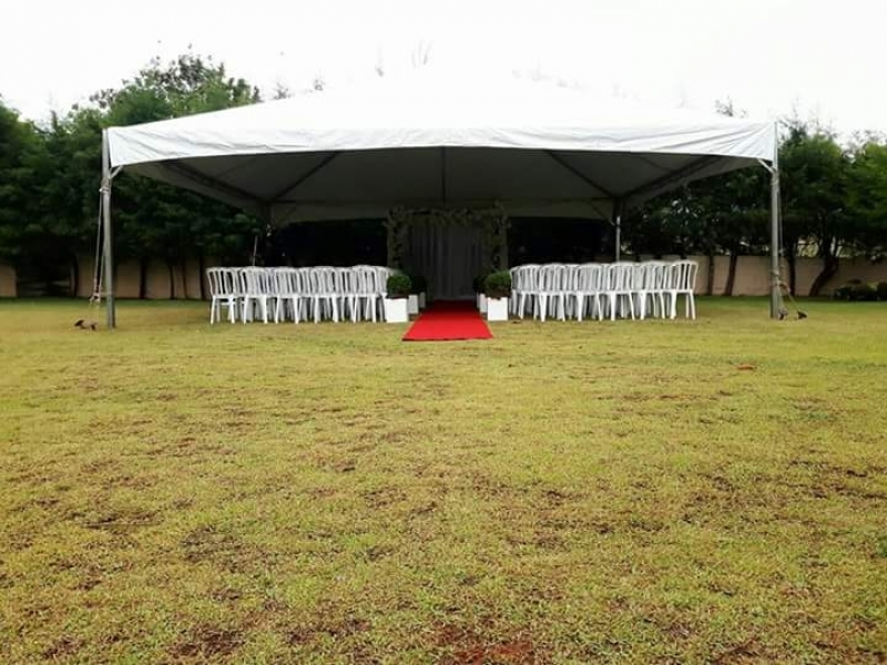 Aluguel de Tenda para Festa Valor Piedade - Aluguel de Tenda para Casamento
