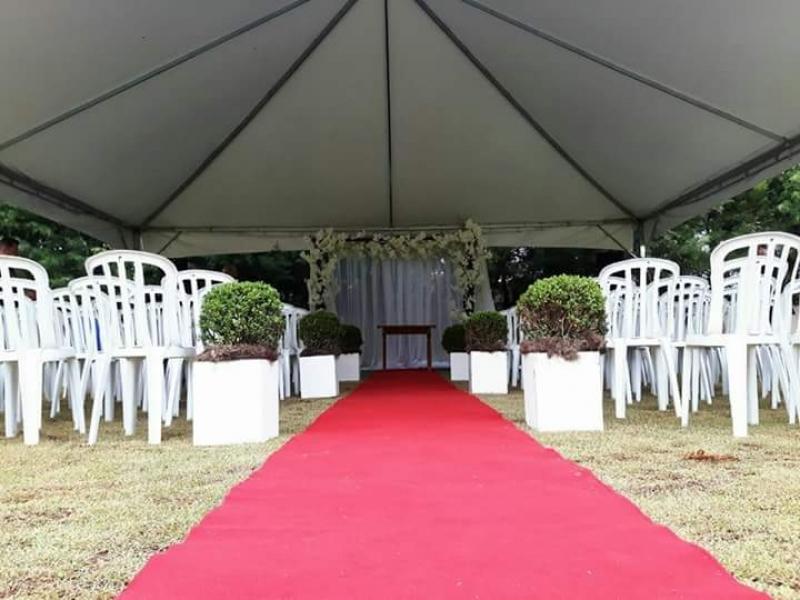 Aluguel de Tenda Pirâmides para Casamento Votorantim - Tenda Pirâmides