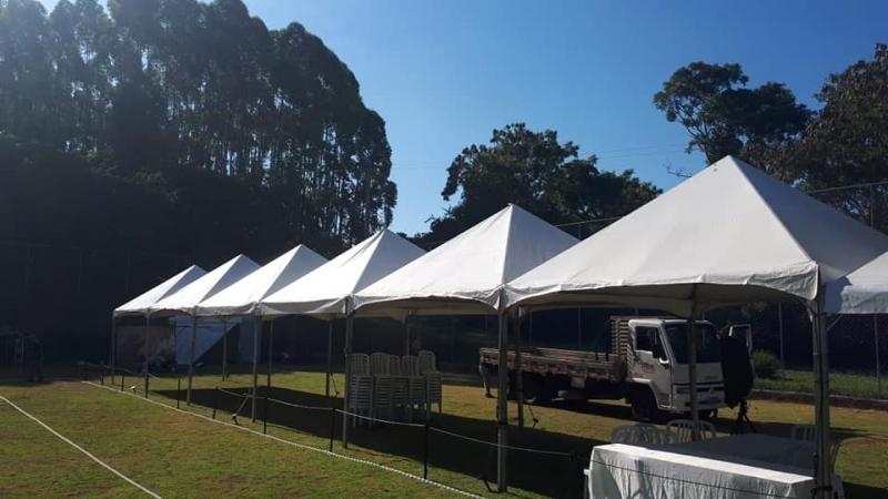Aluguel de Tendas e Coberturas São Roque - Aluguel de Tenda Cristal