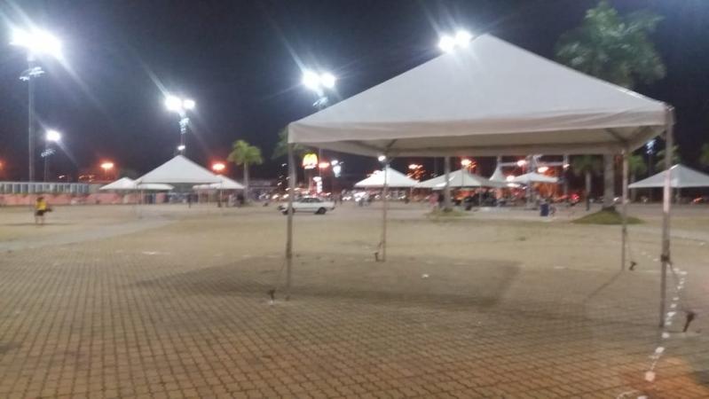 Aluguel de Tendas e Lonas Barato Salto - Aluguel de Tenda para Festa