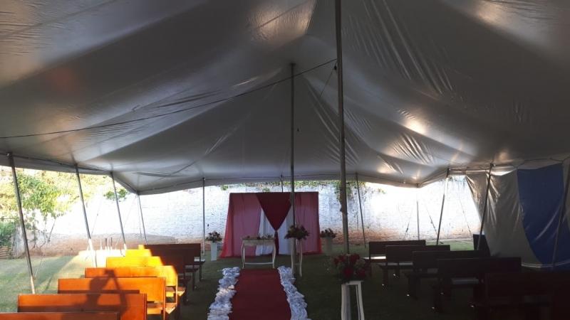 Aluguel de Tendas para Eventos Barato Sorocaba - Aluguel de Tenda para Praia