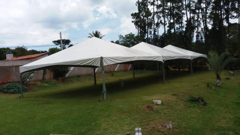 Aluguel de Tendas Piramidais Eventos Mairinque - Tenda Pirâmides