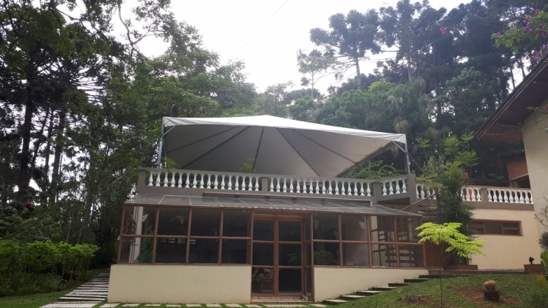 Locação de Tenda para Casamento Mairinque - Locação de Tenda 10x10