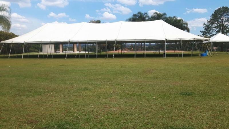 Locação de Tenda para Festa Capela do Alto - Locação de Tenda para Festa