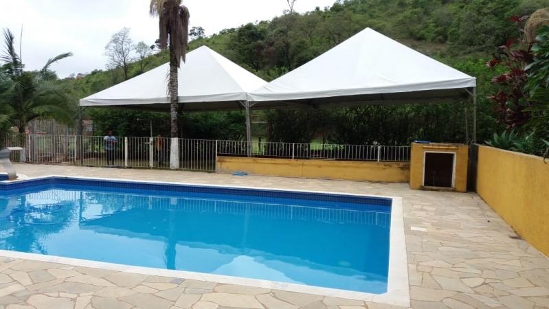 Locação de Tendas Grandes Preço São Roque - Locação de Tenda para Festa de Casamento