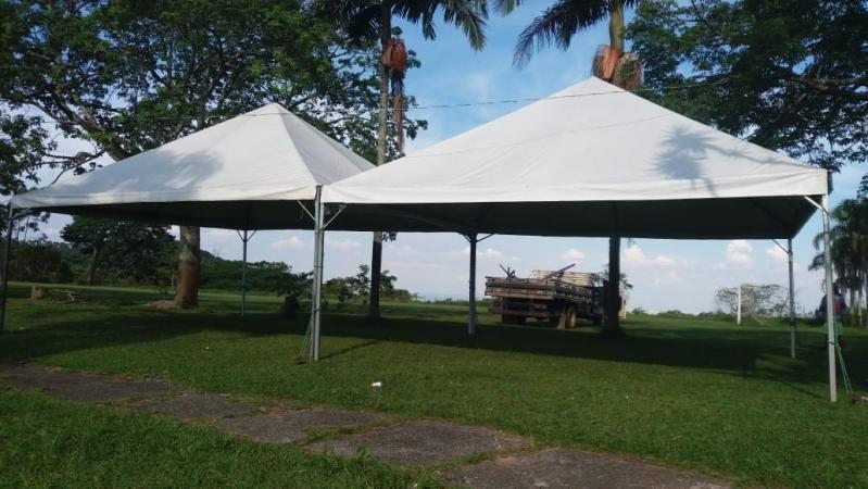 Locação de Tendas para Eventos Empresariais Capela do Alto - Locação de Tendas e Coberturas