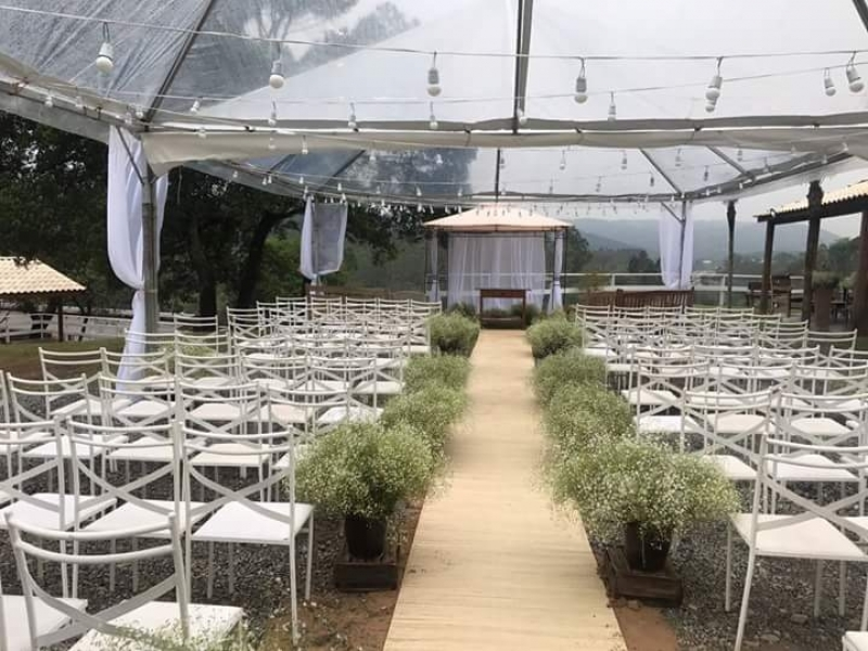 Orçamento Tenda Cristal para Casamento Sorocaba - Tenda Cristal para Evento ao Ar Livre