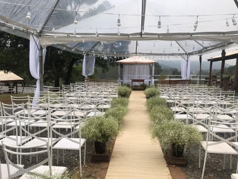 Orçamento Tenda Cristal Araçoiaba da Serra - Tenda Cristal para Casamento