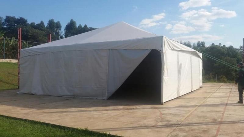 Preço da Locação de Tenda 10x10 para Eventos Salto de Pirapora - Locação de Tenda 10x10