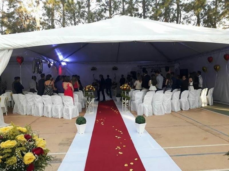 Preço da Locação de Tendas Festas Cotia - Locação de Tenda para Casamento