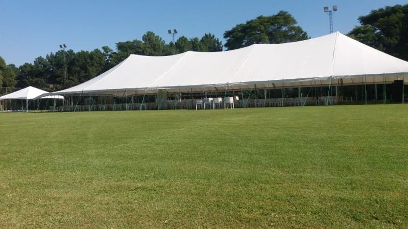 Preço da Locação de Tendas Grandes Araçoiaba da Serra - Locação de Tenda 10x10