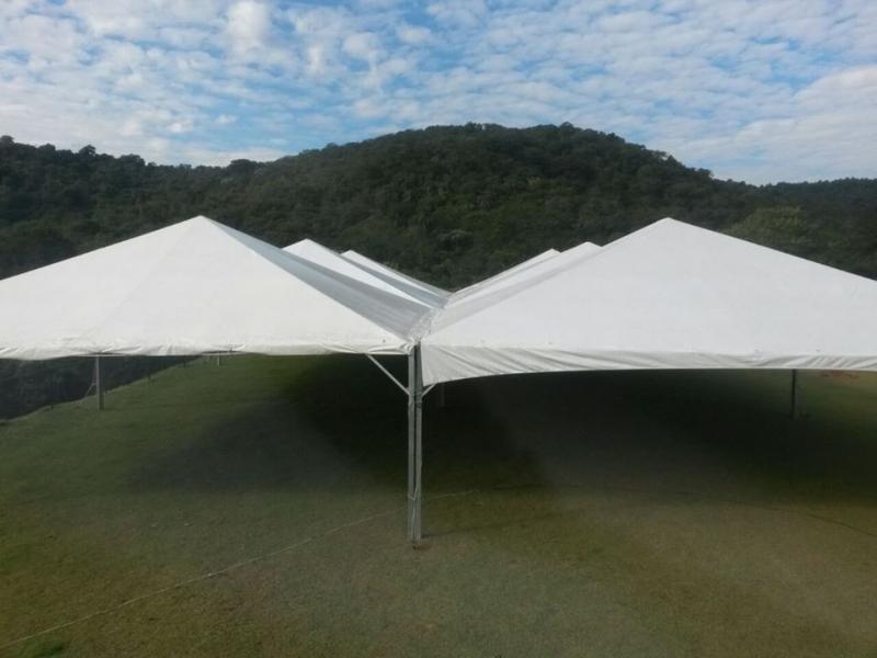 Preço de Locação de Tenda 10x10 para Eventos Cotia - Locação de Tendas Festas