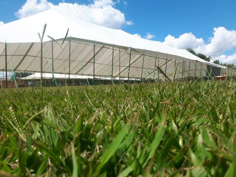 Preço de Locação de Tenda Modelo Circo 20x50 Mts Mairinque - Locação de Tenda Circo 12x25 Mts