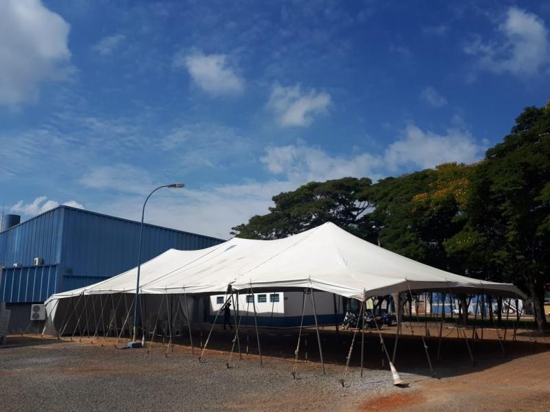 Preço de Locação de Tenda Modelo Circo14x30 Mts Alumínio - Locação de Tenda Circo 12x25 Mts