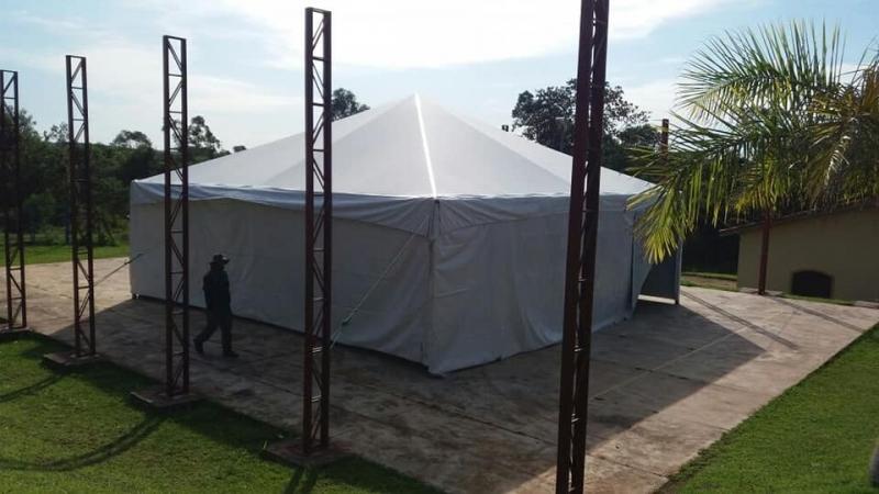 Preço de Locação de Tendas e Coberturas Sorocaba - Locação de Tenda 10x10