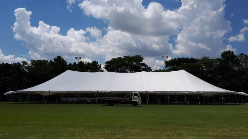 Preço de Locação de Tendas Grandes Salto - Locação de Tendas Festas