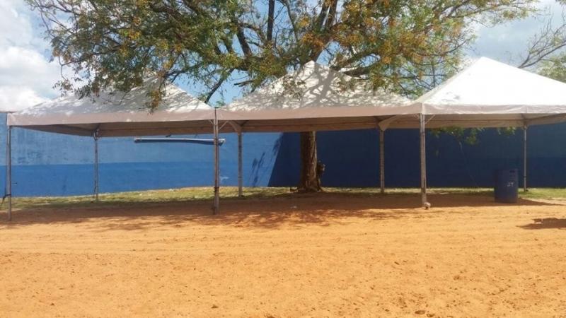 Tenda Pirâmides 5x5 Preço Itu - Tenda Pirâmides Transparente