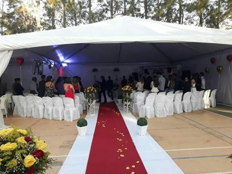 Tenda Pirâmides para Casamento Preço Salto de Pirapora - Tenda Pirâmides 5x5