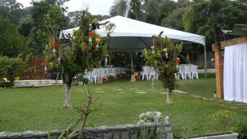 Tenda Pirâmides para Casamento Ibiúna - Tenda Pirâmides Transparente