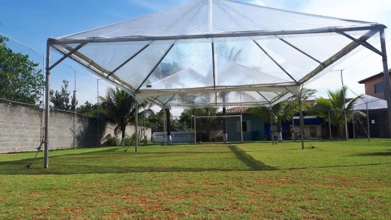 Tendas Cristal para Festa Valores Votorantim - Tenda Cristal para Evento ao Ar Livre
