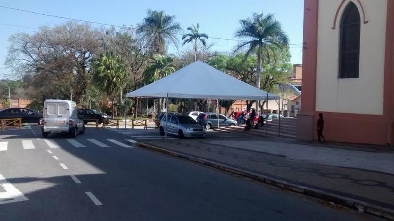 Tendas Piramides 8x8 Mts Preço Votorantim - Tenda Pirâmides Transparente