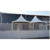 aluguel de tenda 6x3 barato Capela do Alto