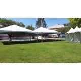 aluguel de tendas para eventos Mairinque