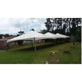 aluguel de tendas piramidais eventos Mairinque