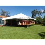 locação de tenda 10x10 preço Capela do Alto