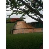 locação de tenda circo 12x25 mts Cotia