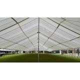 locação de tenda modelo circo para eventos valor Votorantim