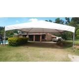 locação de tenda pirâmides profissional Capela do Alto