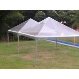locação de tendas para eventos ao ar livre valor Piedade