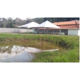 locação de tendas para eventos empresariais valor Capela do Alto