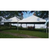 locação de tendas para eventos empresariais Alumínio