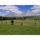 orçamento tenda cristal casamento aluguel Alumínio