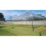 orçamento tendas cristal para festa Araçoiaba da Serra