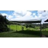 preço aluguel de tenda grande São Roque