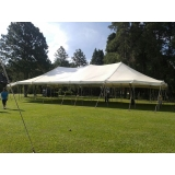 preço da locação de tendas para eventos Votorantim