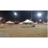 preço de locação de tendas para eventos empresariais Mairinque