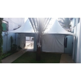 preço de locação de tendas para eventos Mairinque