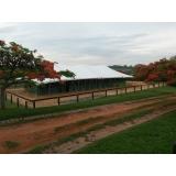preço de tenda modelo circo para locação Cotia