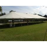quanto custa locação de tenda modelo circo Araçoiaba da Serra