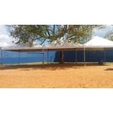 tenda pirâmides 5x5 preço Capela do Alto