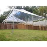 tenda pirâmides 5x5 Mairinque