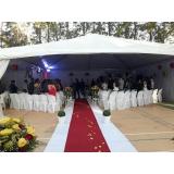 tenda pirâmides casamento Mairinque